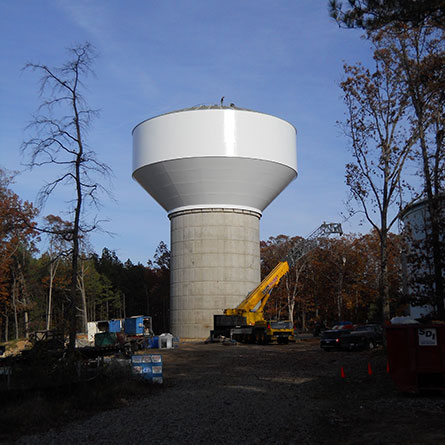 Chesterfield County Water System Facilities Plan