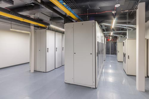 Data Center & Administration Suite