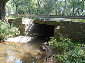 Old Chandlee Road Bridge