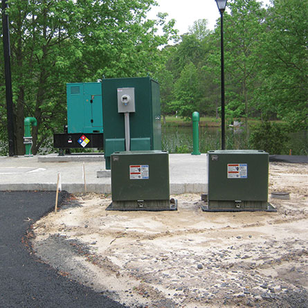 Angola Neck Sanitary Sewer District Collection and Conveyance System