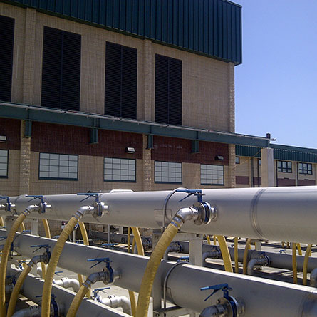 Ballenger-McKinney Wastewater Treatment Plant
