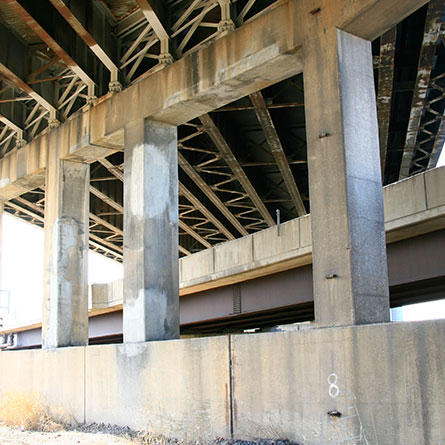 Replacement of I-895 Canton Viaduct
