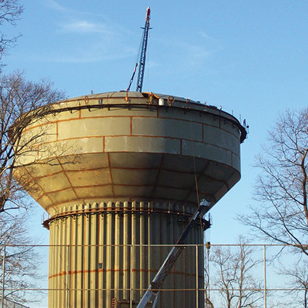 Chapel Hill Elevated Water Storage Tank