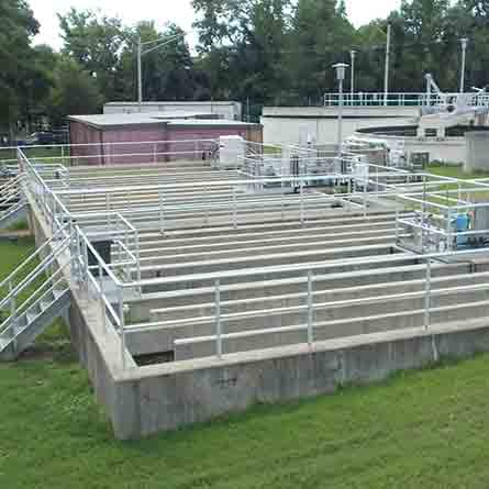 Chesapeake Beach Wastewater Treatment Plant ENR Upgrade