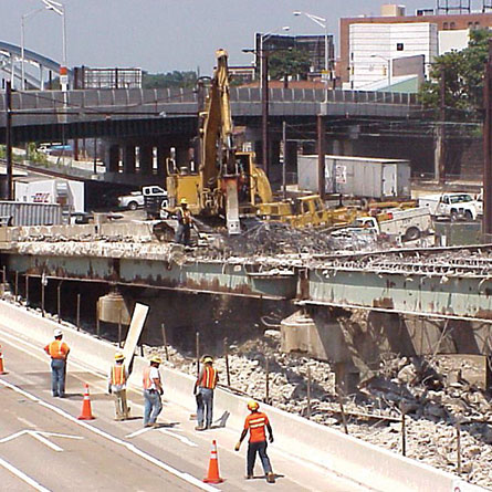 Charles Street Bridge Reconstruction