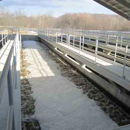 Cumberland Wastewater Treatment Plant Enhanced Nutrient Removal
