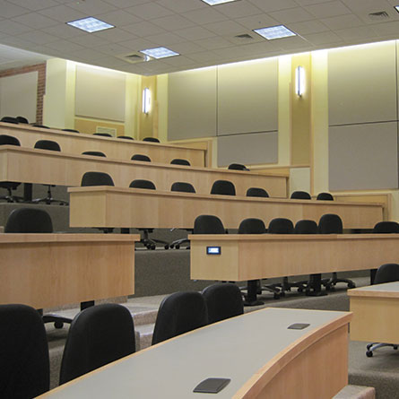 Hosick Lecture Hall