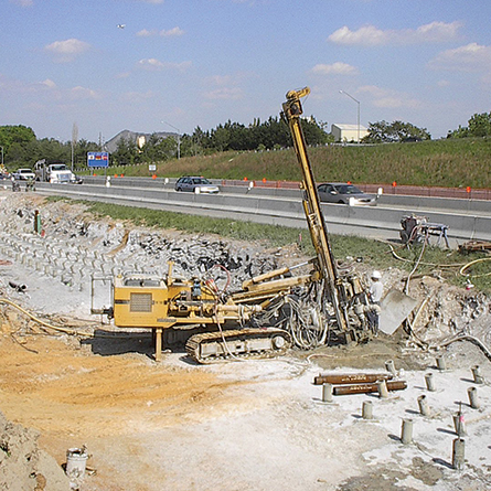I-70/MD 85/MD 355 Interchange Reconstruction
