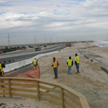 SR-1 - Indian River Inlet Bridge Approach Stabilization