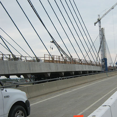 Indian River Inlet Bridge Approach