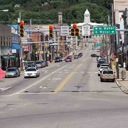 Kittanning Transportation Study
