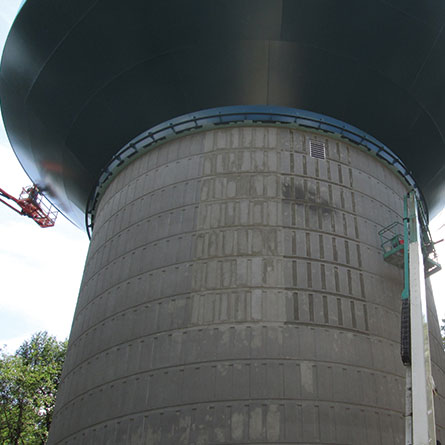 Marriottsville Road Water Storage Tank