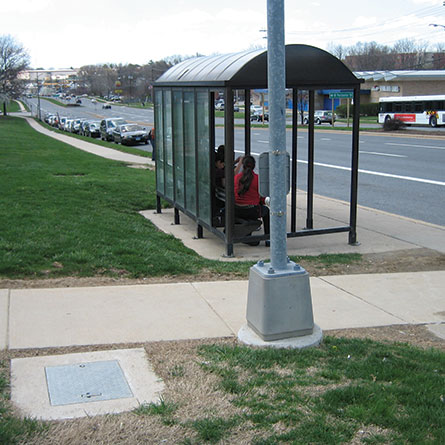 Maryland Sidewalk Accessibility Inventory