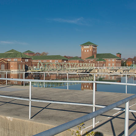 Montebello Water Filtration Plant 1 Improvements