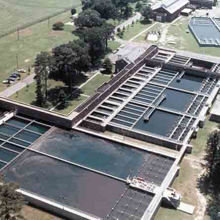 City of Norfolk Moores Bridges Water Treatment Plant Upgrade