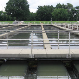 Northeast Water Pollution Control Plant New Gravity Thickener Facilities