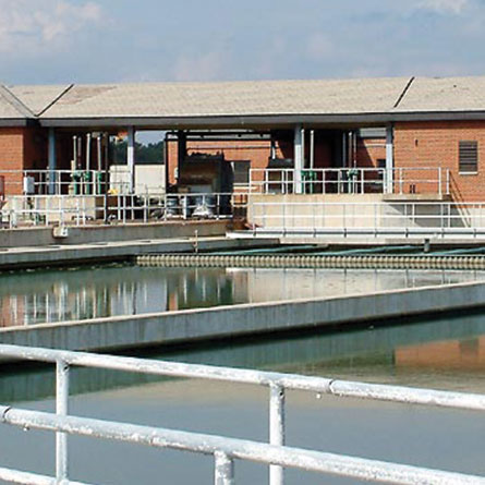 Richmond Water Treatment Plant Upgrades