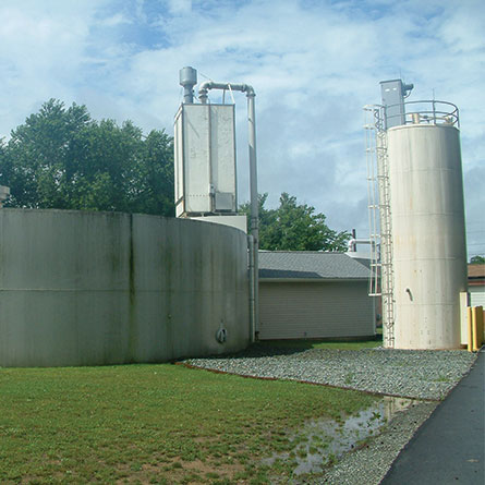 South Well Field Water Treatment Plant